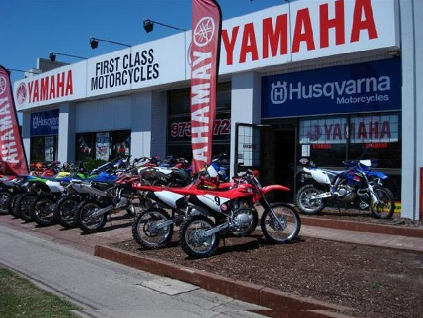 First class yamaha