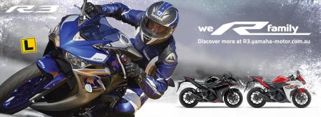 All new YZF-R3